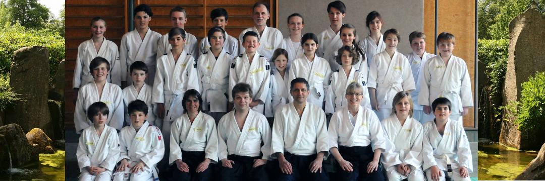 Aikido Jugendlehrgang