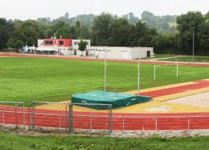 Sportgelände Neckarau